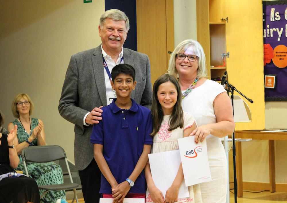 british school of brussels news primary school awards ceremony